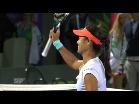 SAP Analiza las semifinales del Sony Open Tennis