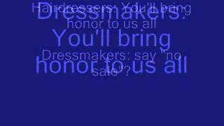 Mulan Jr.: Honor To Us All (Pt. 2) with lyrics