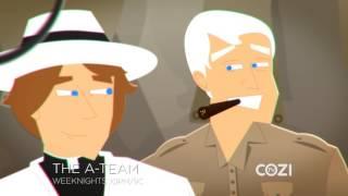 Was Ist, Wenn Das A-Team War Eine Karikatur? | COZI TV