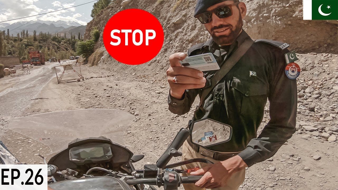 WELCOME TO CHITRAL S02 EP. 26    Pakistan Motorcycle Tour