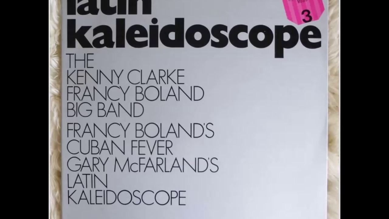 Kenny Clarke Francy Boland Big Band Francy Boland Kenny Clarke Famous Orchestra