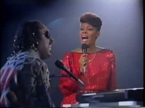Stevie Wonder & Dionne Warwick - Weakness