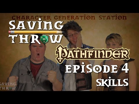 How To Play Pathfinder - Skills - S1E4