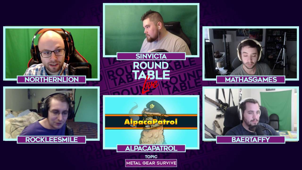 Round Table Podcast.The Roundtable Podcast 08 19 2016