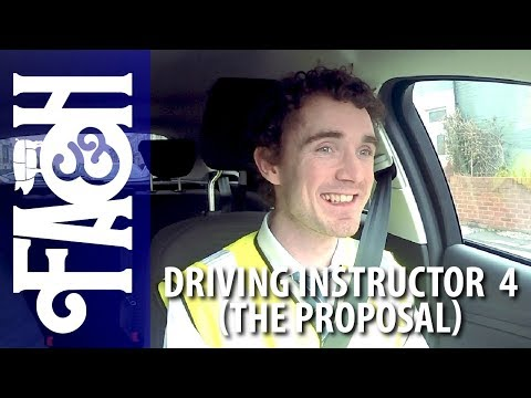 Driving Instructor 4 (The Proposal) - Foil Arms and Hog