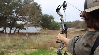 Slingin Arrows and Muddin!!! (B roll shots)
