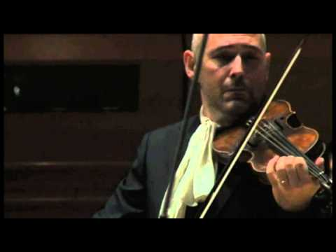 "Vivaldi:The Four Seasons,""Summer"" 2nd movement, Enrico Onofri/CipangoConsort"