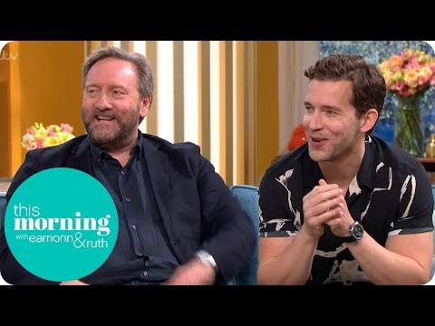 Midsomer Murders Stars Neil Dudgeon and Nick Hendrix Love Their International   This Morning