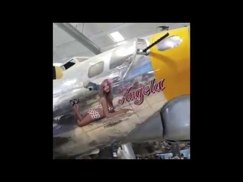 Highlights: Air Museum Flower Drop and Air Fair,  Memorial Day 2016