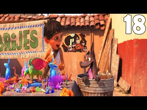18 Mensajes y Secretos Ocultos de Coco Pixar