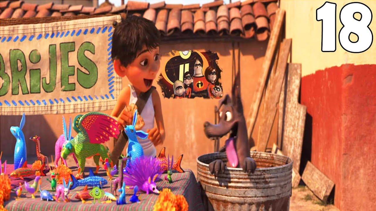 Coco pixar 18 cosas que no viste curiosidades referen for Imagenes de coco