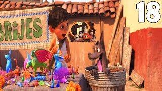 Coco Pixar 18 Cosas Que NO Viste, Curiosidades, Referencias a Otras Películas, cameos