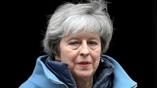 May suffers embarrassing defeat in Brexit parliament vote