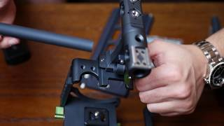 Awesome Panasonic GH5 camera cage and rig - (Lanparte)