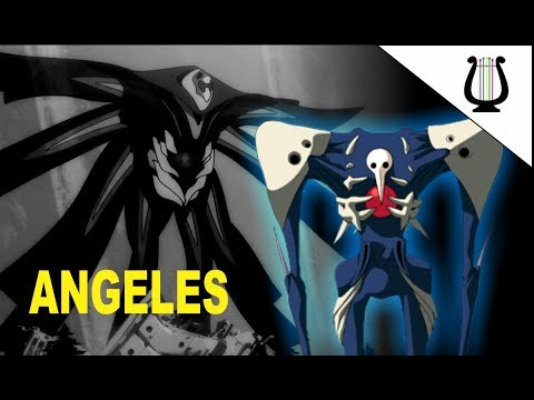 Explicación: Que son los Angeles - Rebuild of Evangelion / Neon genesis