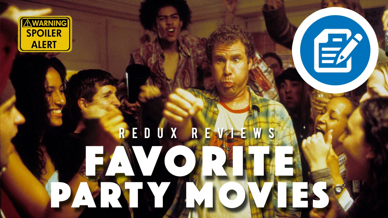Best Party Movies  | The Hollywood Redux Podcast | Entertainment Podcast