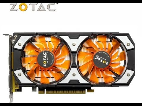 Zotac GTX 750Ti 2 GB с Aliexpress