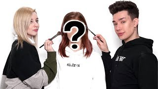 JAMES CHARLES DOES MY WEDDING MAKEUP