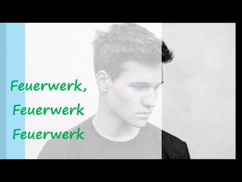 Wincent Weiss- Feuerwerk(Lyrics)