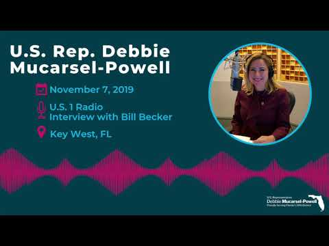 Debbie Mucarsel-Powell discusses immigration, South Florida, and updates from Congress
