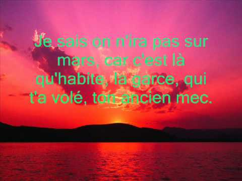 Rue des toiles gr goire vid o paroles youtube for Chambre amoureux