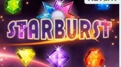 Starburst - Slot Machine