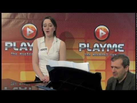 Play Me Bewerbung - Julia Böhme - Maybe I like it this way