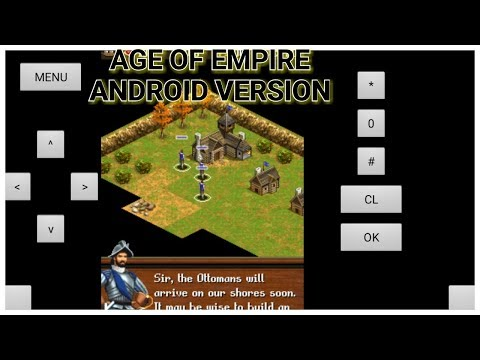 How To Play Age Of Empire 3 On Any Android Device/ 2019 Tutorial