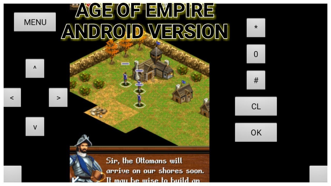 How to play Age of empire 3 on any Android device/ 2018 tutorial