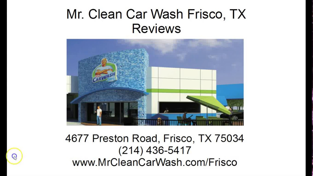 Mr clean car wash frisco tx reviews ripoff frisco tx car mr clean car wash frisco tx reviews ripoff frisco tx car wash reviews solutioingenieria Image collections