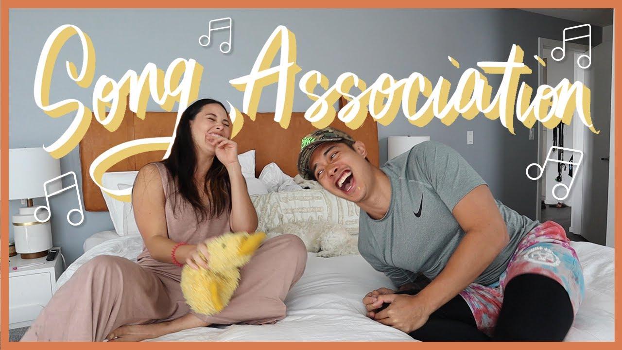 Song Association with Brian Puspos | Aja Dang - YouTube