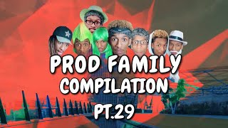 PROD FAMILY | COMPILATION 29 - | PROD.OG VIRAL TIKTOKS | COMEDY FUNNY SERIES | LAUGH LOVE 2020