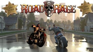 Road Rage Gameplay Review - Open World Motorcycle Mayhem!
