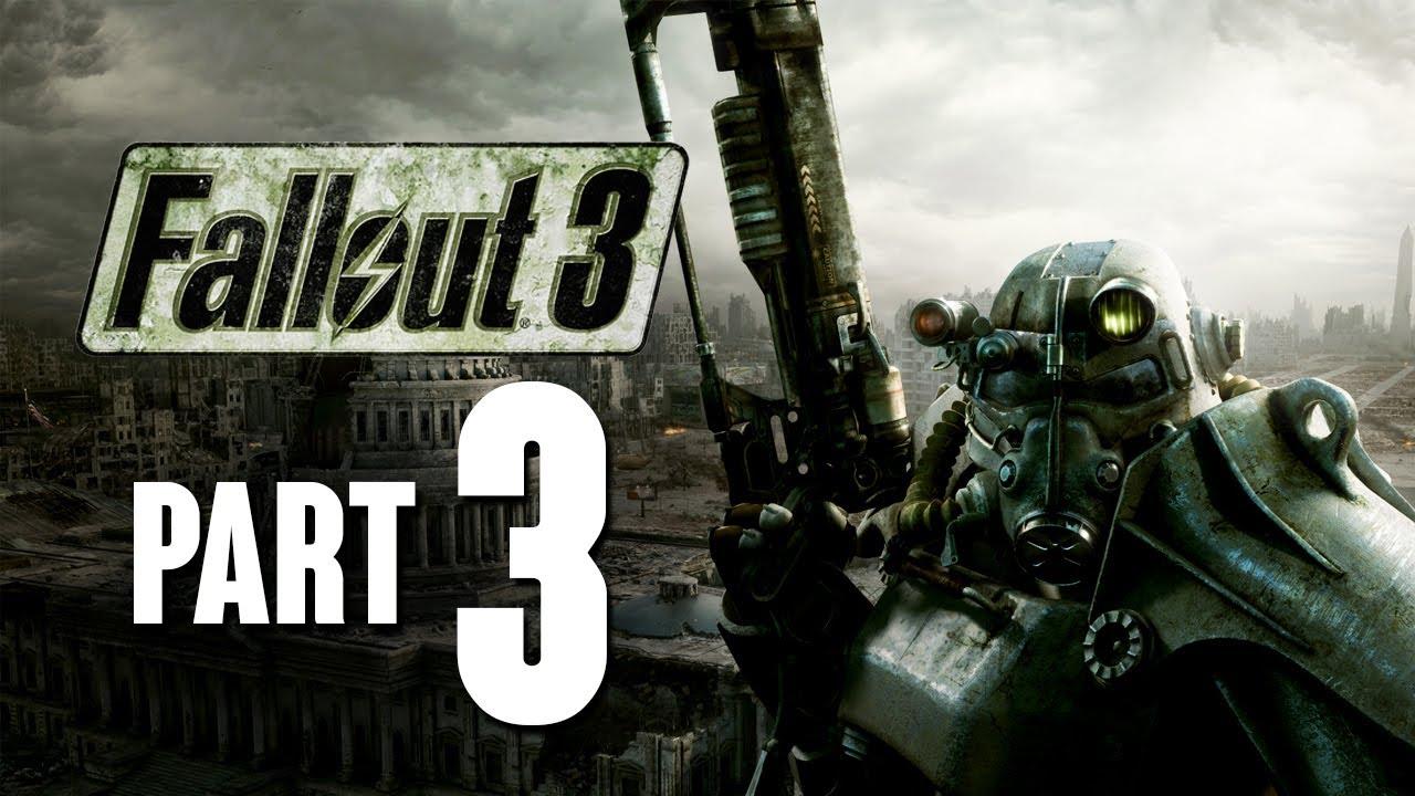 49409ba5a3cd1 Fallout 3 Walkthrough Part 3 - SUPER DUPER MART - YouTube