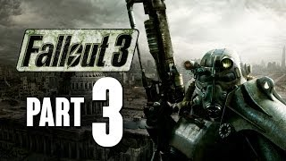 Fallout 3 Walkthrough Part 3 - SUPER DUPER MART