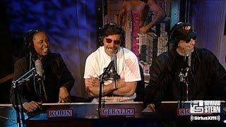 Robin Quivers, Geraldo Rivera, and Richard Belzer Play Jeopardy