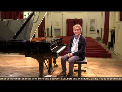 Dialogues: Scarlatti • Berio   Schubert • Widmann – Andrea Lucchesini, Piano