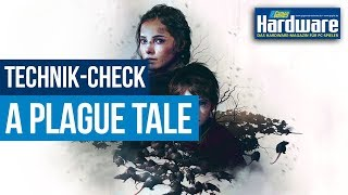 A Plague Tale: Innocence | Performance und Benchmarkszene | Technik
