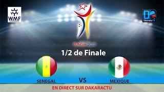 [REPLAY] Demi finale Coupe du monde de mini-Foot à Nabeul : Revivez le match Sénégal :1- Mexique : 3