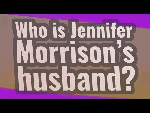 Who Is Jennifer Morrison's Husband?
