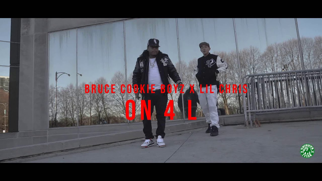 Bruce Cookie Boyz x Chris Chosen - On 4 Life [Official Music Video]