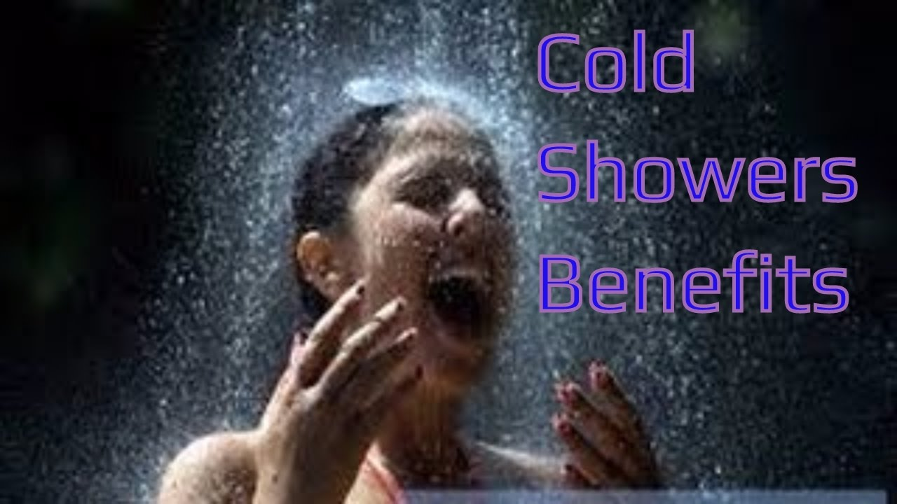 Cold Showers Benefits Will Change Your Life Big Time  YouTube