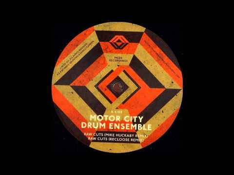 Motor City Drum Ensemble - Raw Cuts (Recloose Remix)