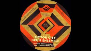 Motor City Drum Ensemble - Raw Cuts (Recloose Remix)