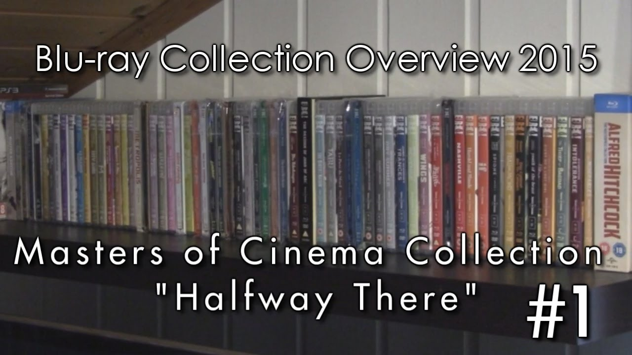 """Download Blu-ray Collection Overview 2015 #1 