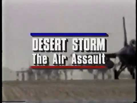 Desert Storm: The Air Assault