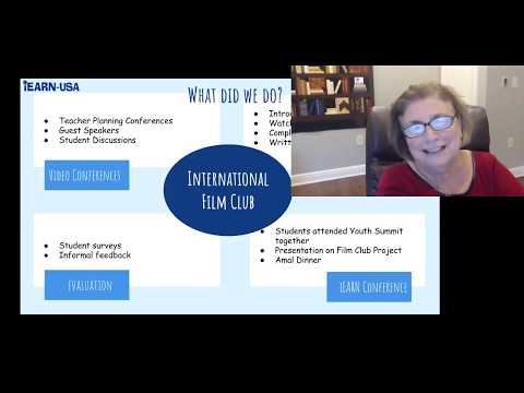 Passport to iEARN: Building Global Partnerships