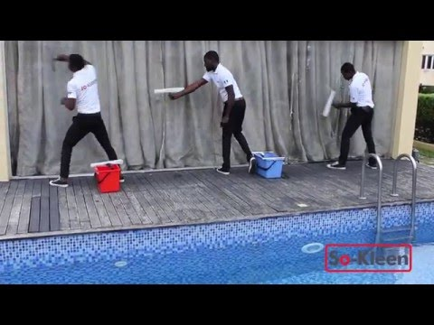 PROFESSIONAL CLEANING IN LAGOS NIGERIA