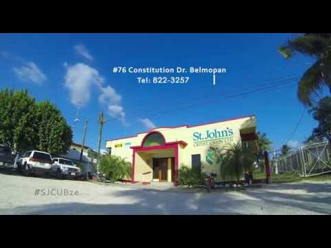 St  Johns Credit Union Belmopan ATM Ad