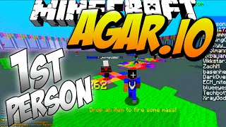Video FIRST PERSON AGARIO IN MINECRAFT #1 with Vikkstar (Minecraft Agar.io) download MP3, 3GP, MP4, WEBM, AVI, FLV Oktober 2018